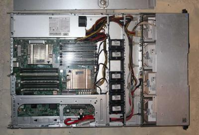 Продам HP ProLiant DL160 G6 Server 2x Quad-Core Xeon E5530 ...