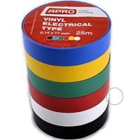 Изолента APRO-синяя-желтая-красная-черная-зеленая-желтозеленая.png