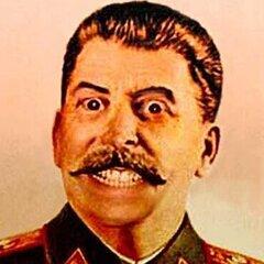 Сталин на максималках